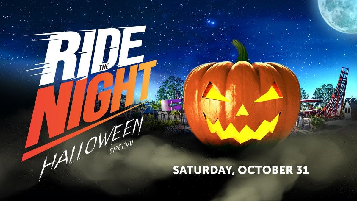 Ride the Night - Halloween Special - Aussie World