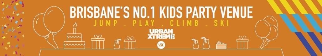 UX_KIDS PARTY VENUE BRISBANE