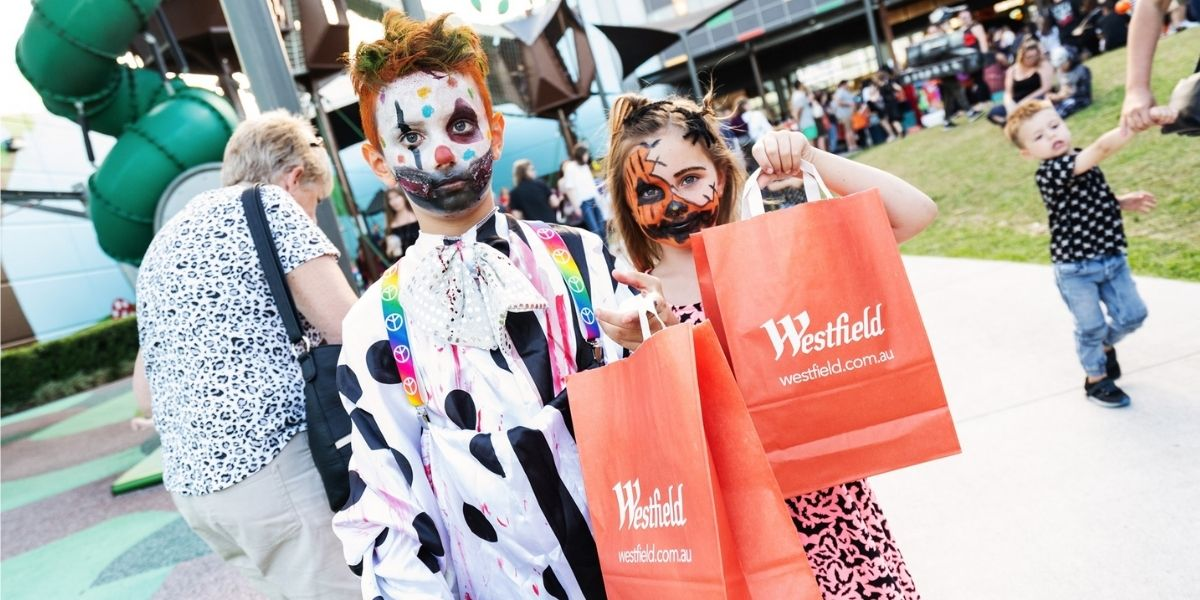 Westfield Helensvale Spookfest