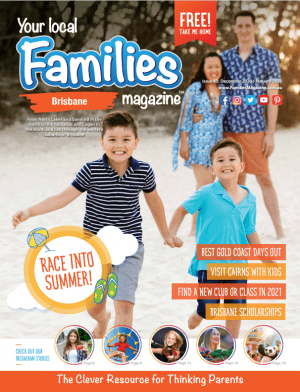 Families Magazine Issue 43 Cover