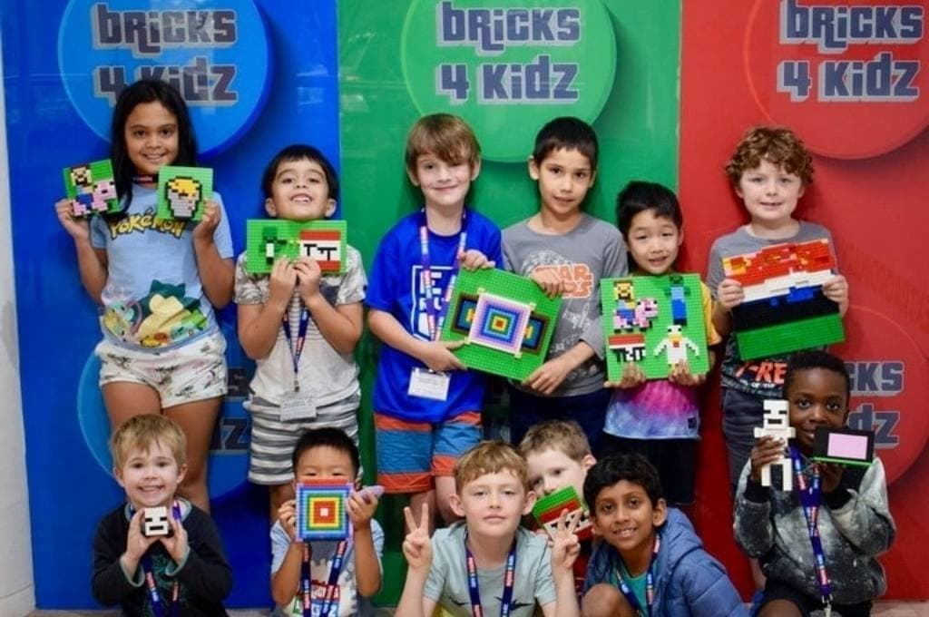 LEGO® activities in Brisbane