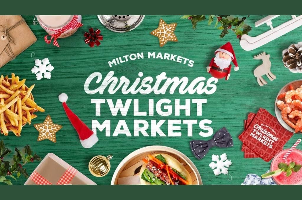 Milton Twilight Christmas Markets Brisbane