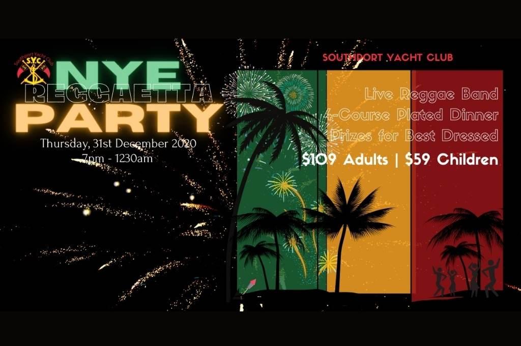 NYE Reggaetta Party Southport