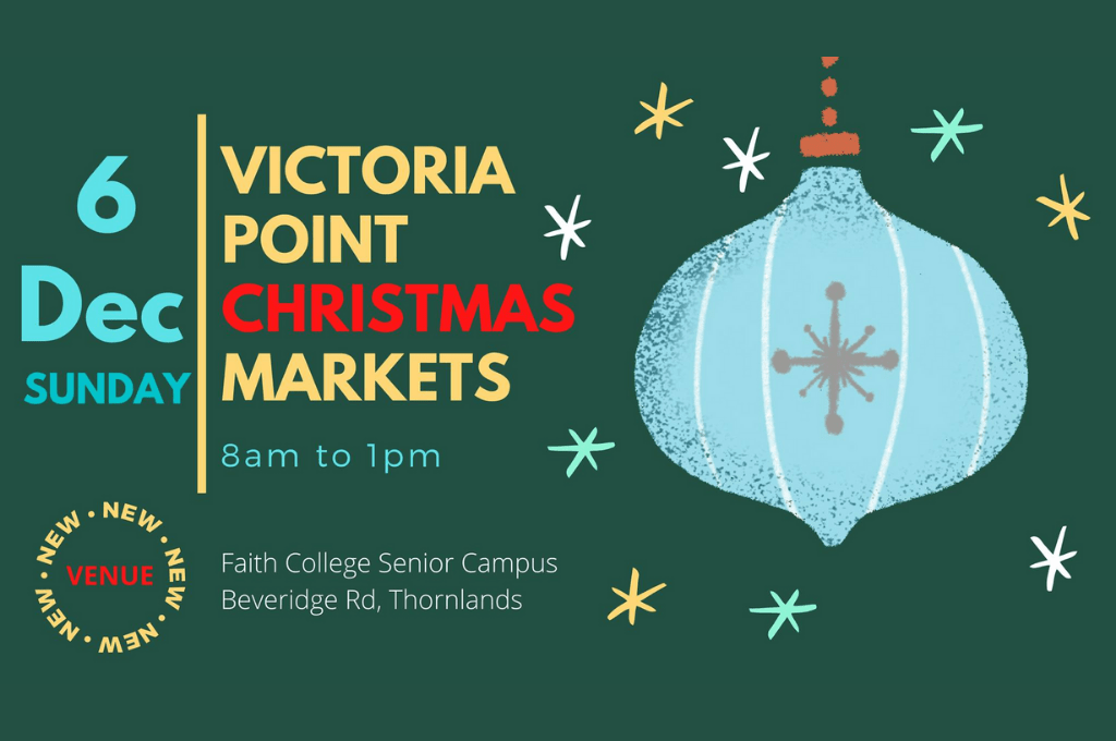 Victoria Point Christmas Markets