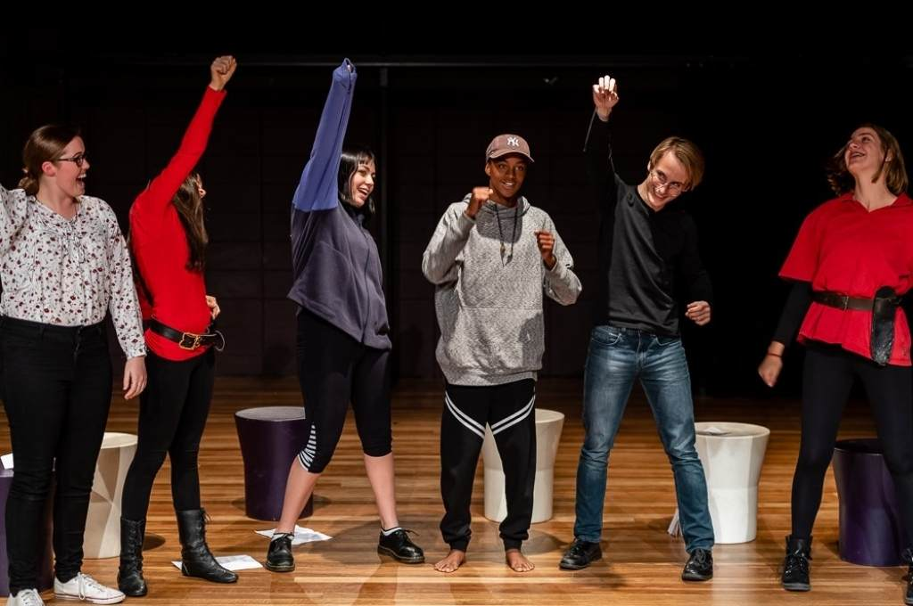 Young Actor's Shakespeare Intensive