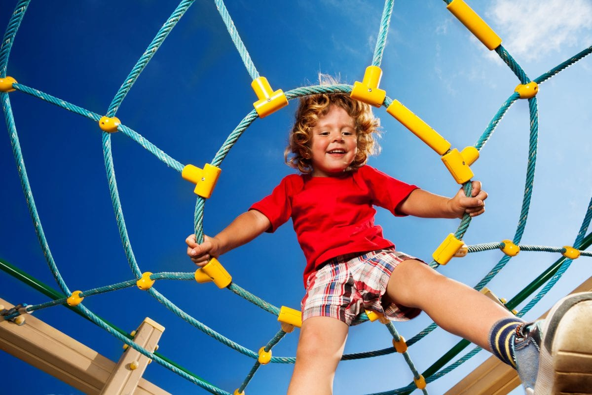 local playground adventure