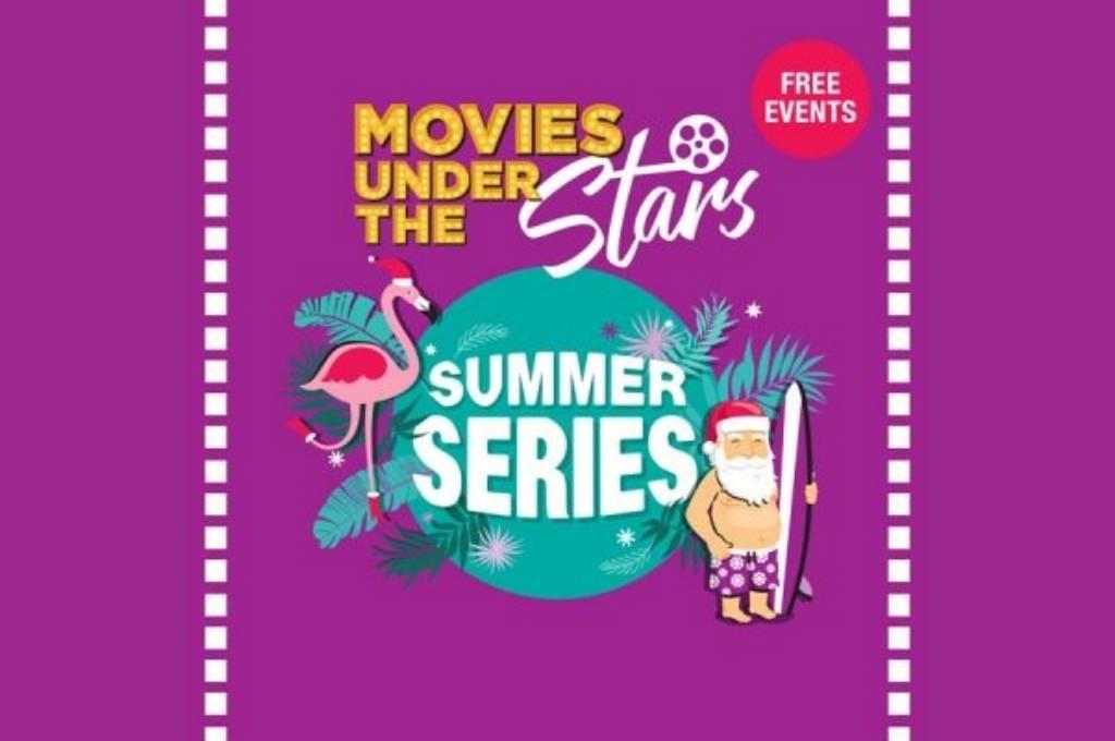 Movie under the stars gold coast