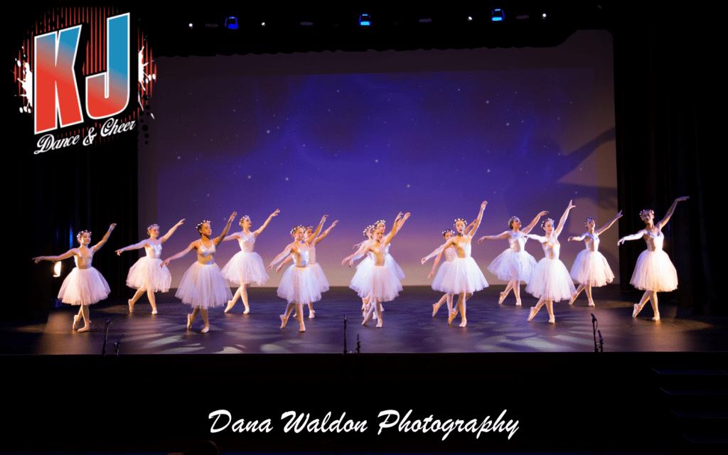 KJ Dance & Cheer Ballet