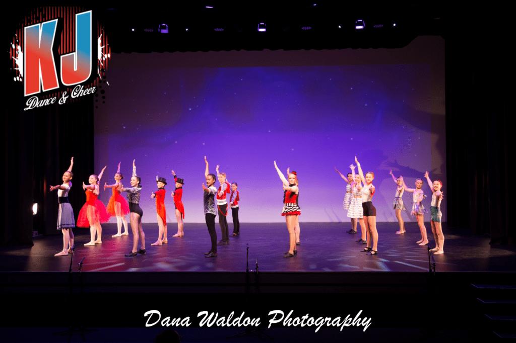 KJ Dance & Cheer Performances