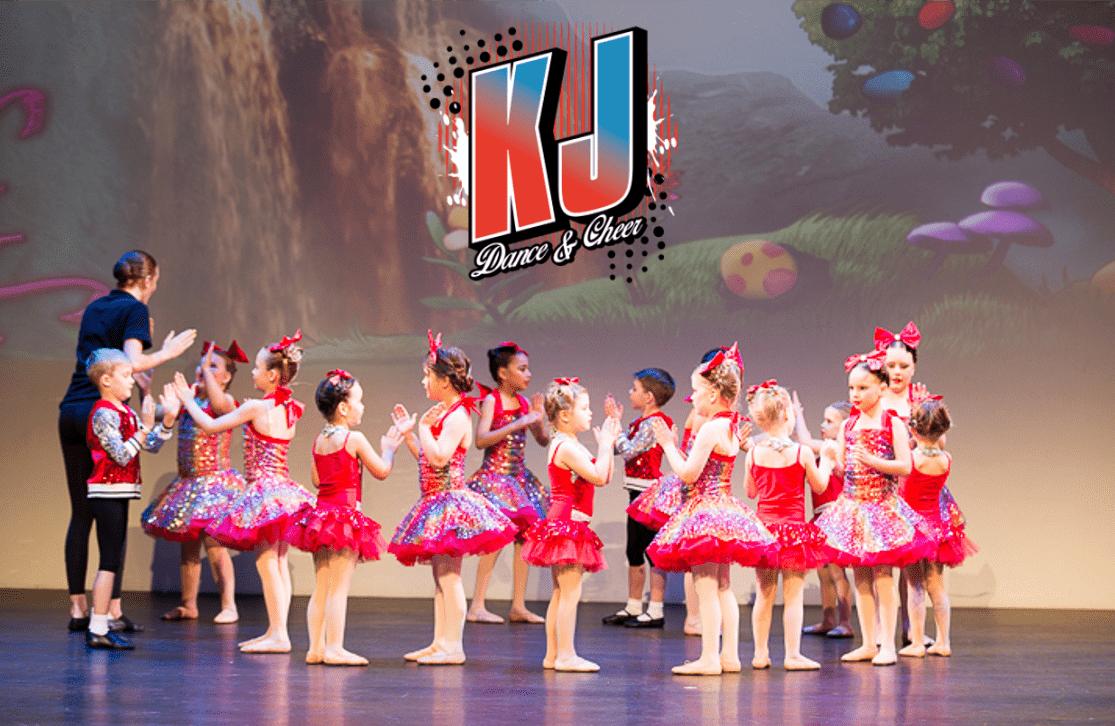 KJ Dance Cheer