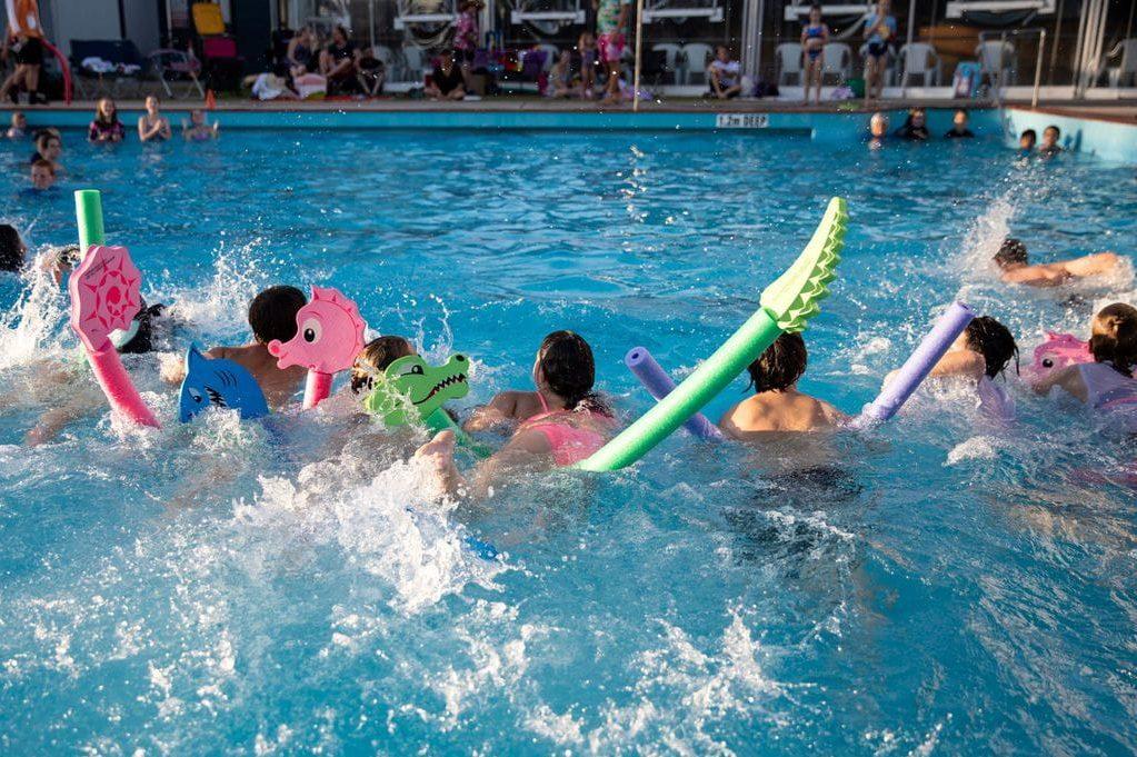 Splash N Movie-Burpengary