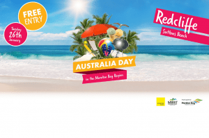 2021 Australia Day in Redcliffe