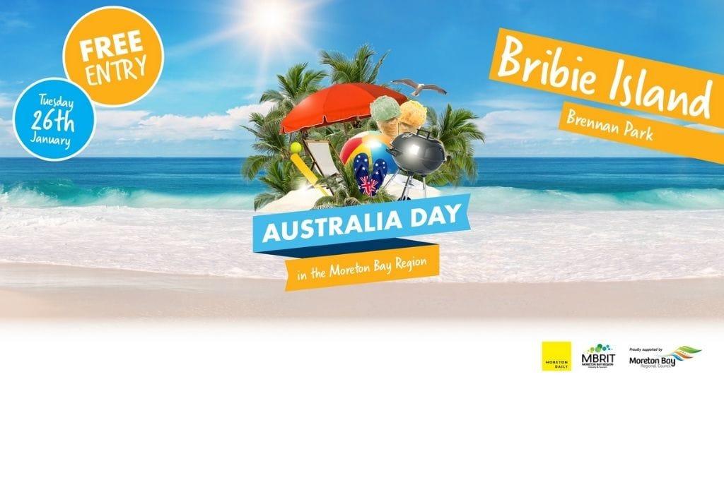 Australia Day Bribie Island