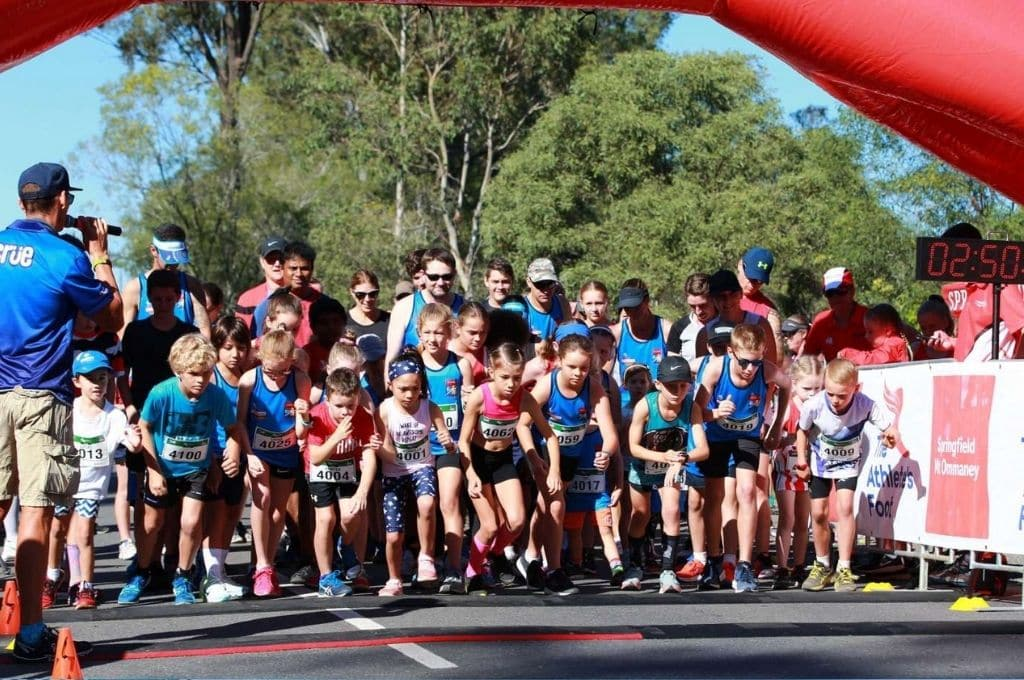 Brisbane's Great South Run