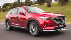Mazda-CX-9-SUV family car
