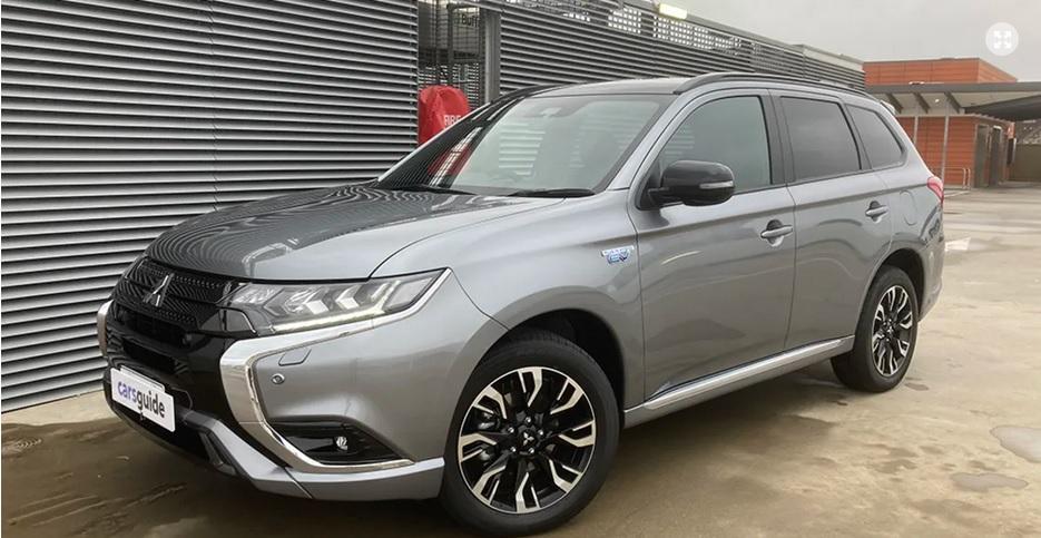 Mitsubishi Outlander for families