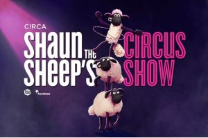 Shaun the Sheep Stage Show