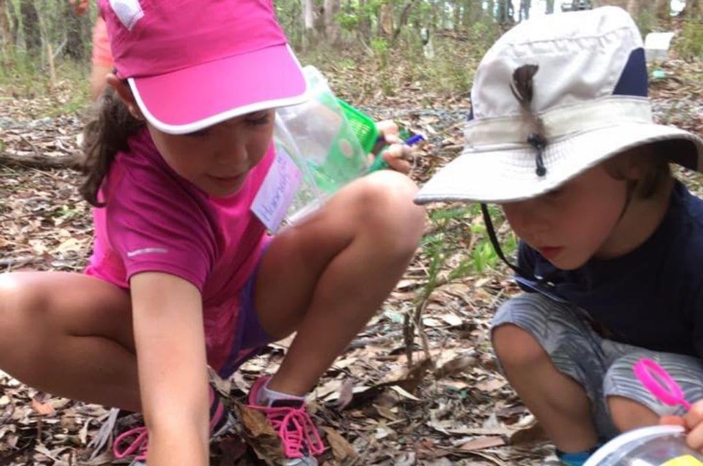 The Hut Summer Activities