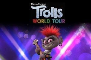 Trolls World Tour Activity Centre