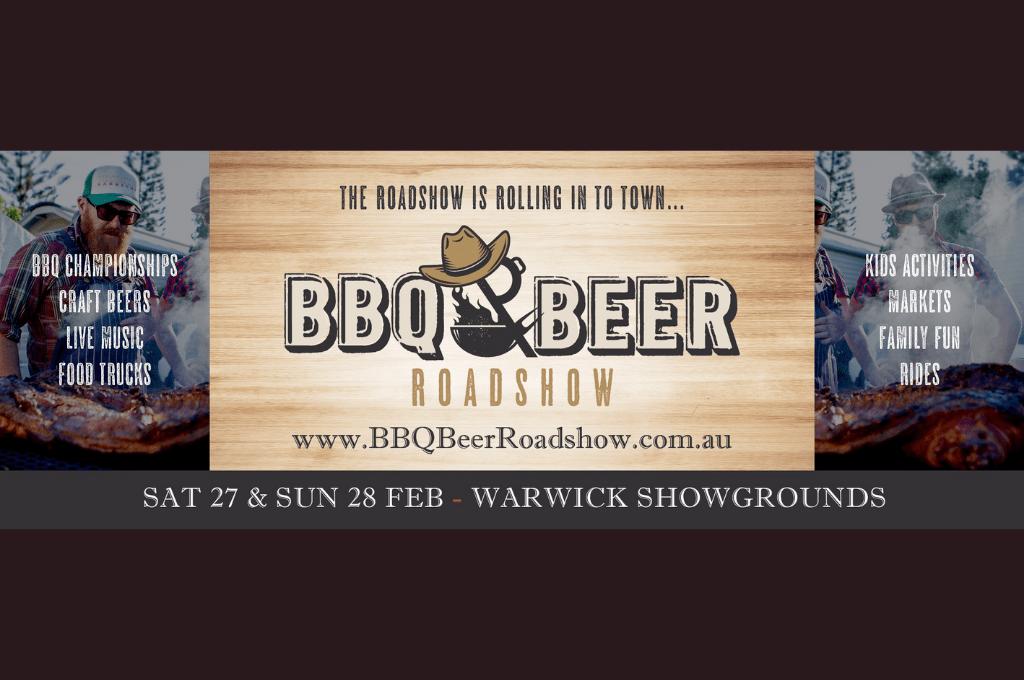 BBQ & Beer Roadshow