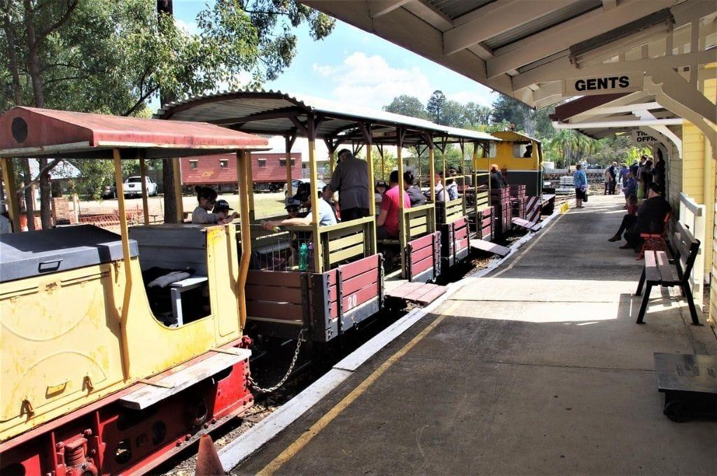 Heritage Diesel Train Rides