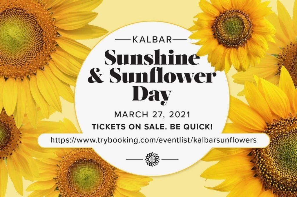 Sunshine & Sunflower Day Kalbar