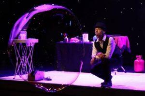 The Magnificent Bubble Show