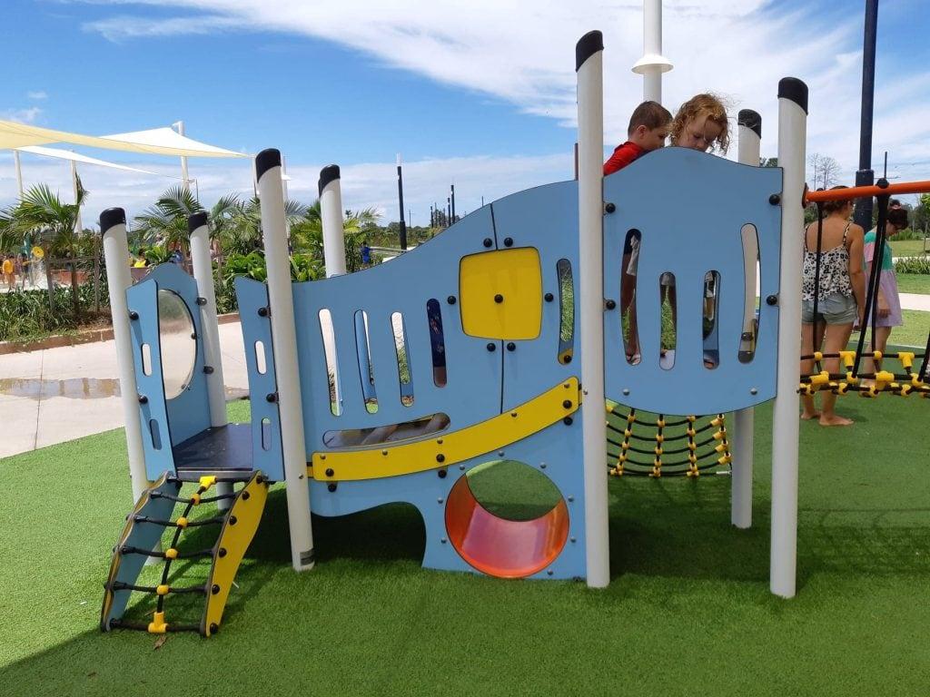 The Mill - Playground