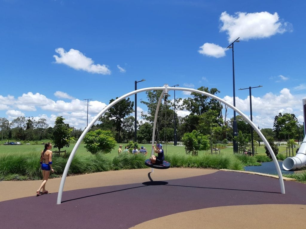 The Mill - Round Swing
