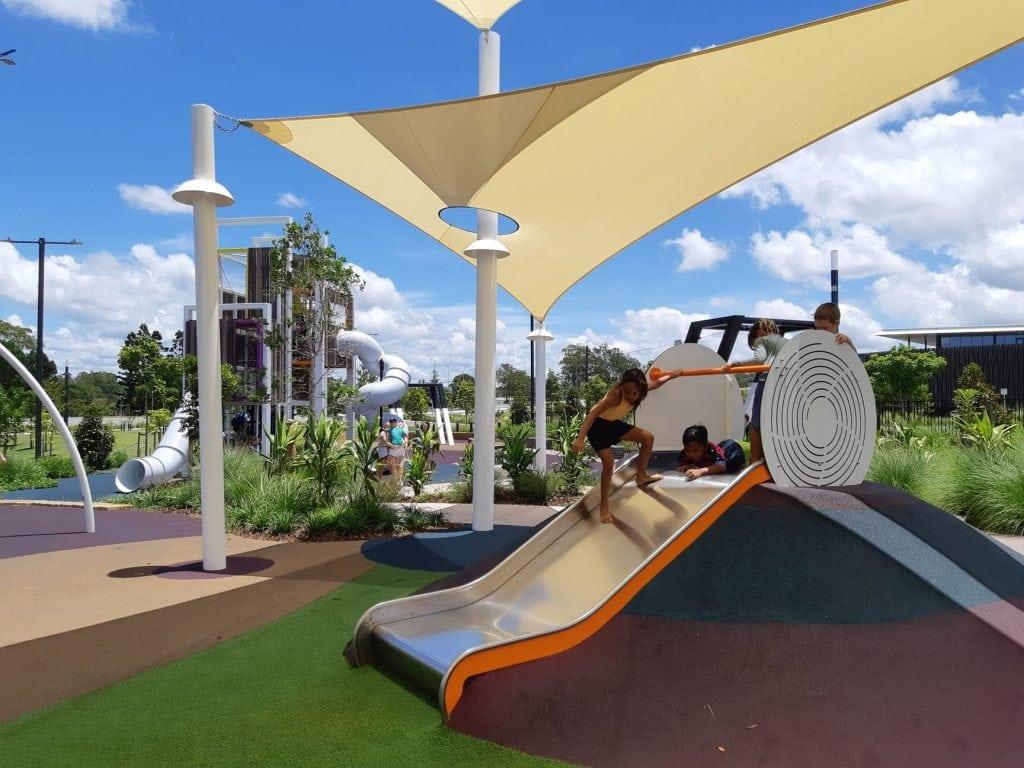 The Mill - Slide