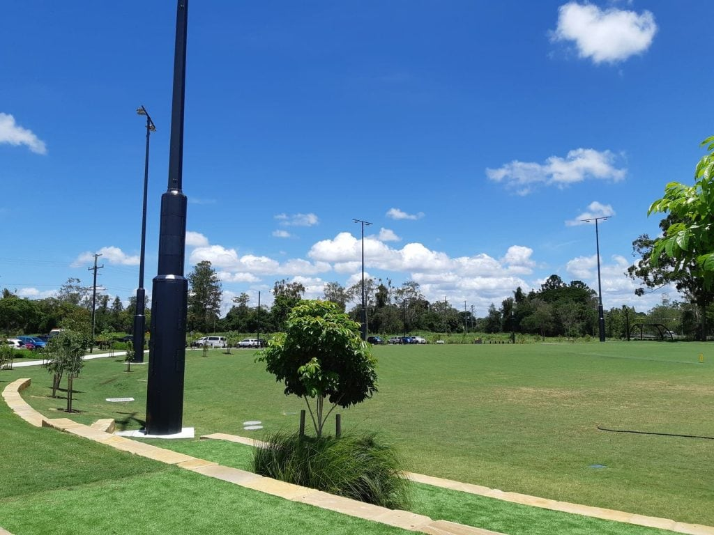 The Mill - Sports Field 2