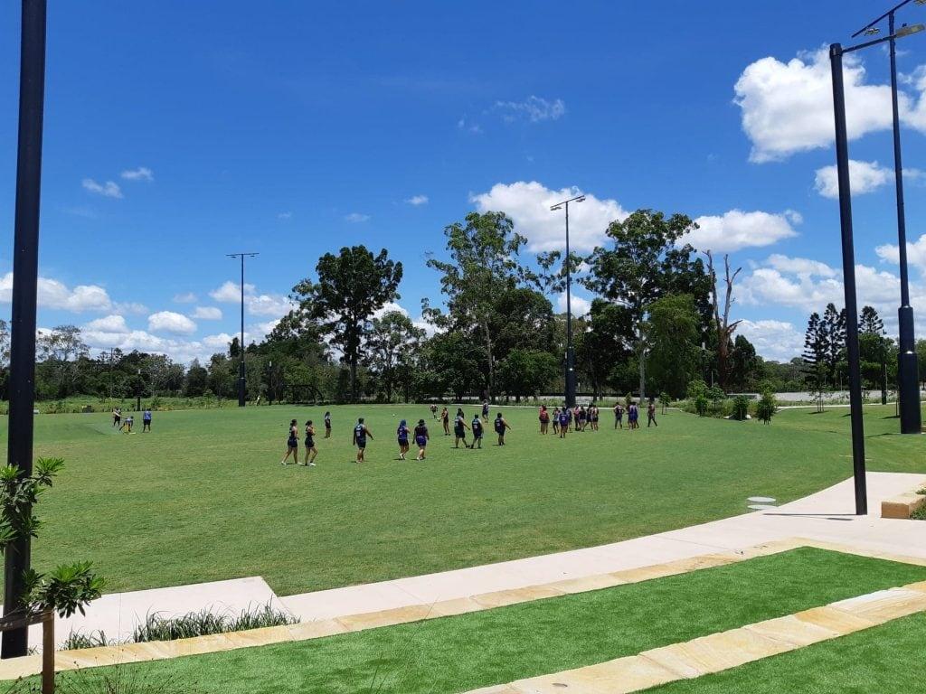 The Mill - Sports field