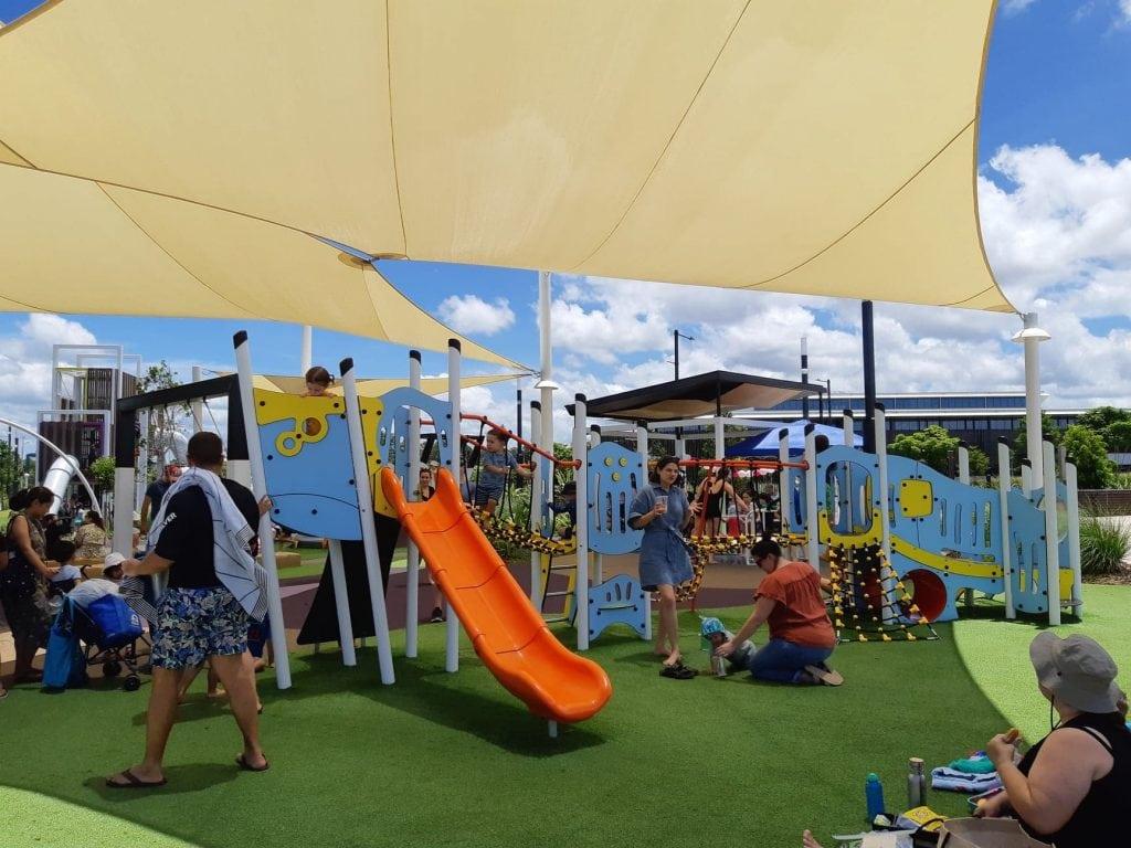 The Mill - junior playground