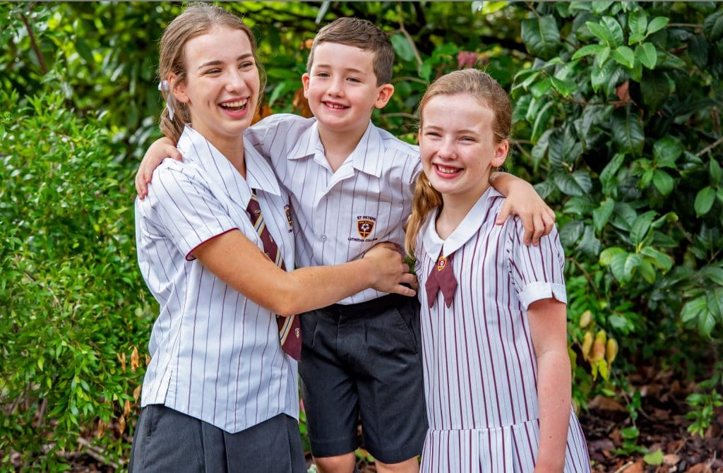 Benefits of co-education familial support