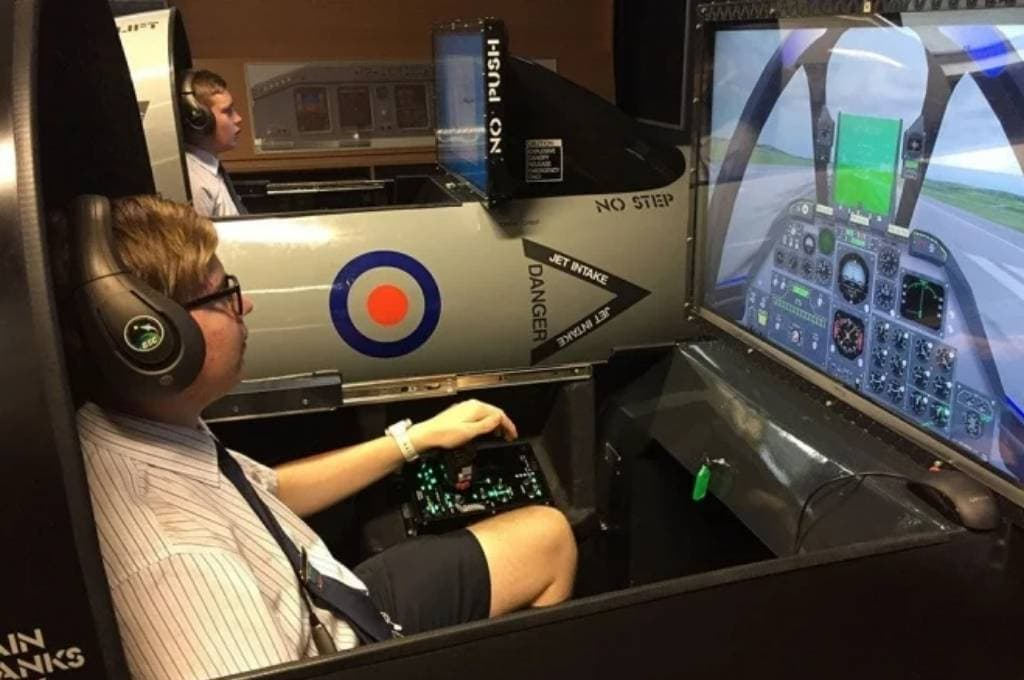 Aerospace Experience Day 2021
