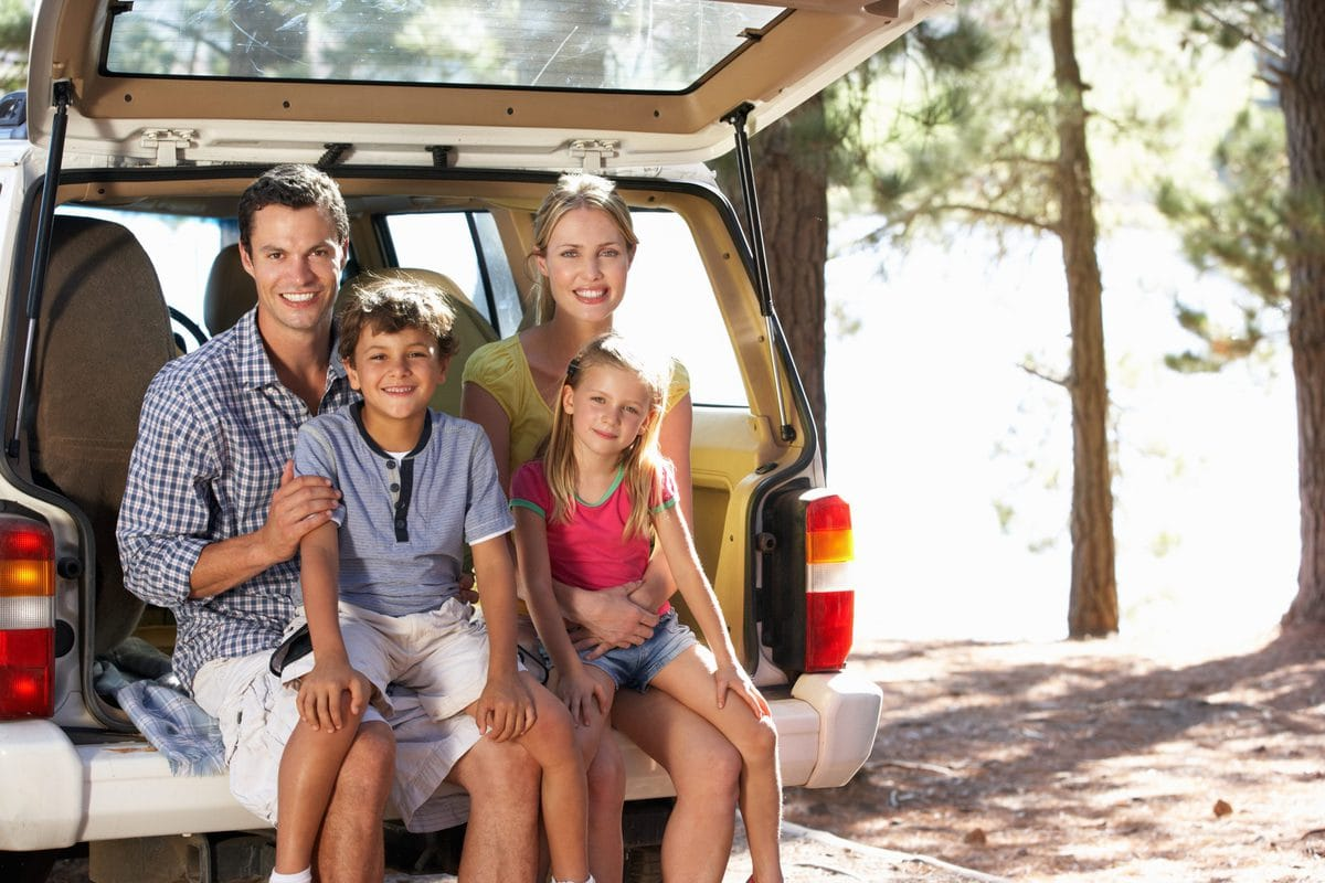 budgeting for travel with your Family - featured image