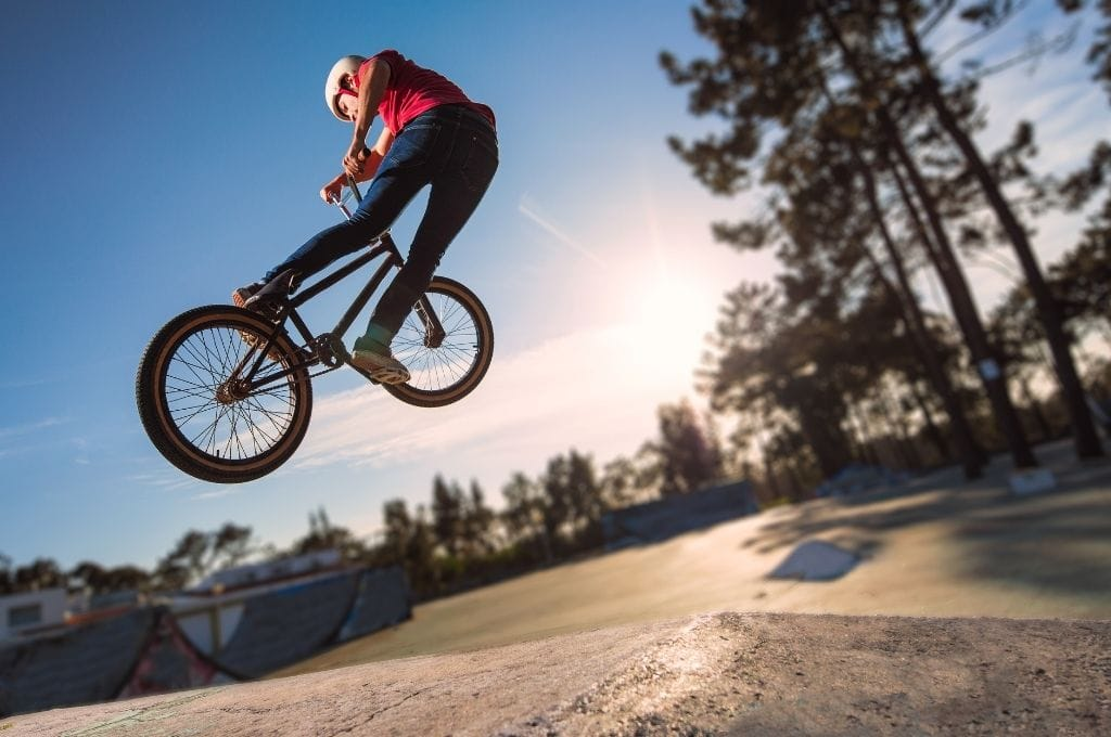 Freestyle BMX Coaching
