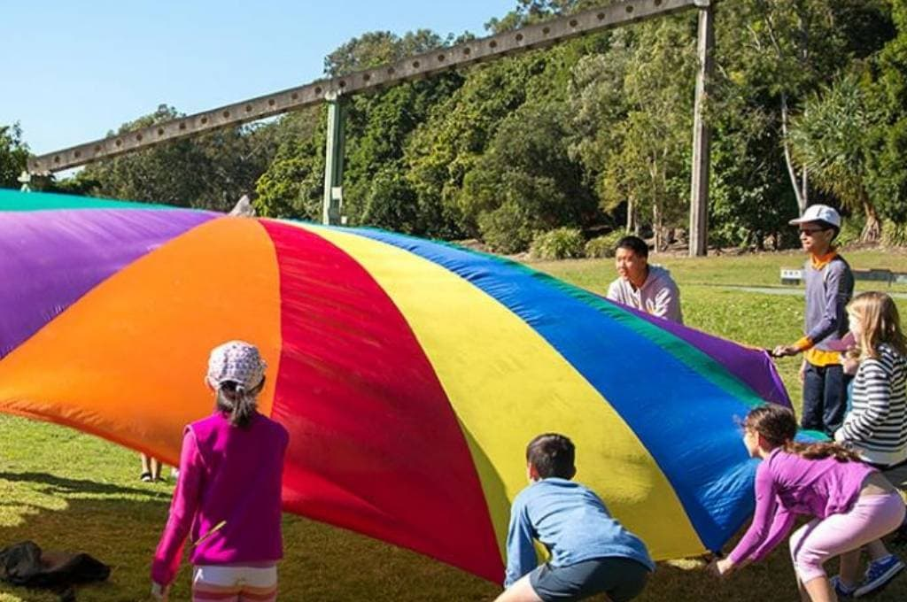 Giant Games Carindale