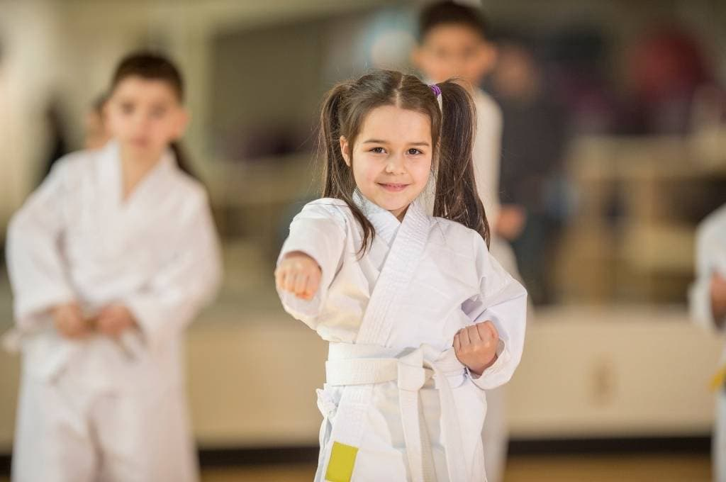 Karate & Self Defence for All