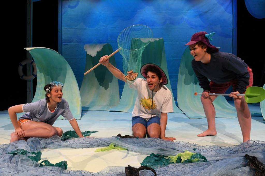 Magic Beach show for kids Brisbane