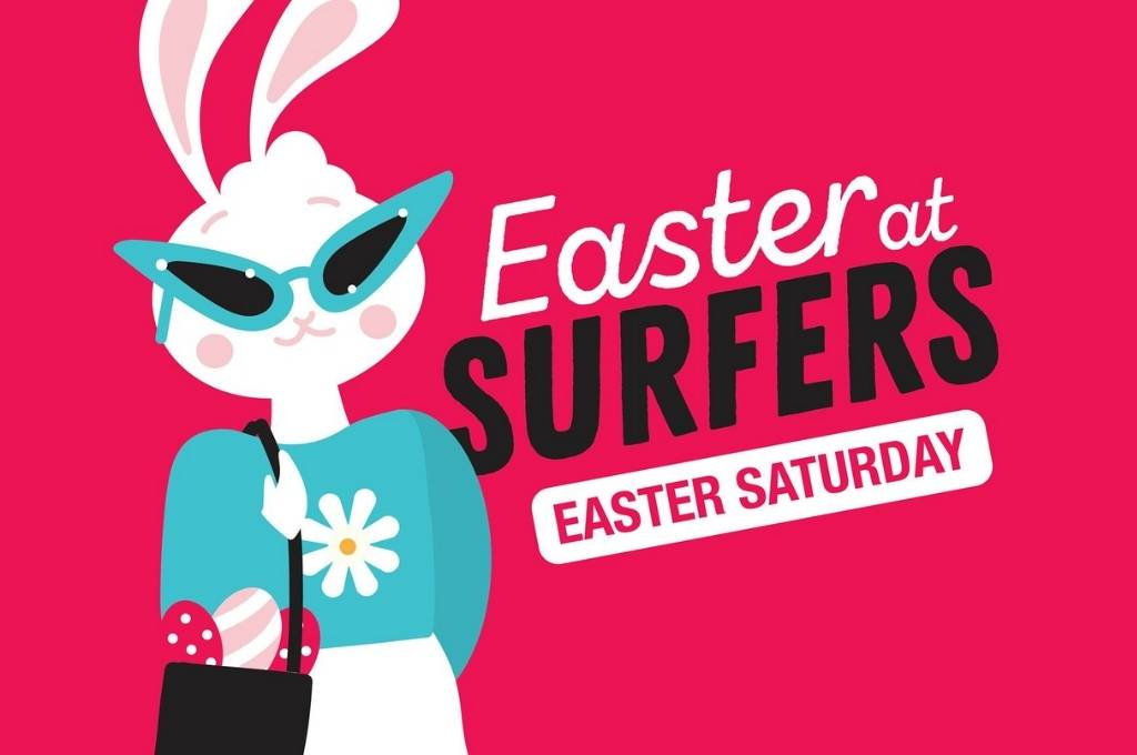 Easter on the Esplanade Surfers Paradise