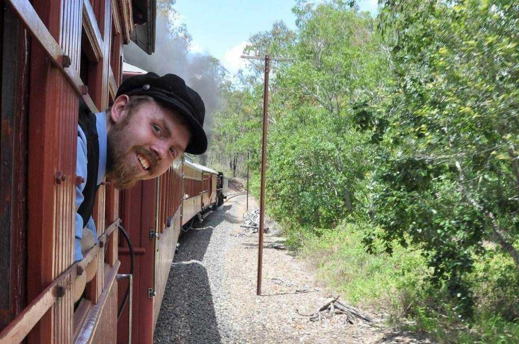 Picnic Train Rides Swanbank