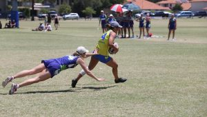 Queensland Touch Football