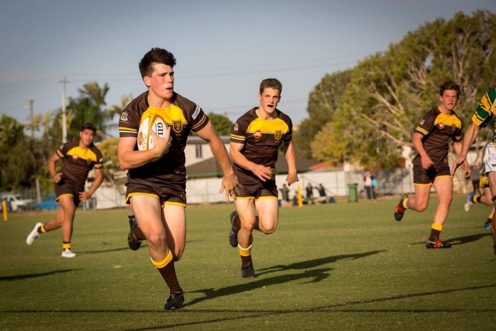 Padua College rugby