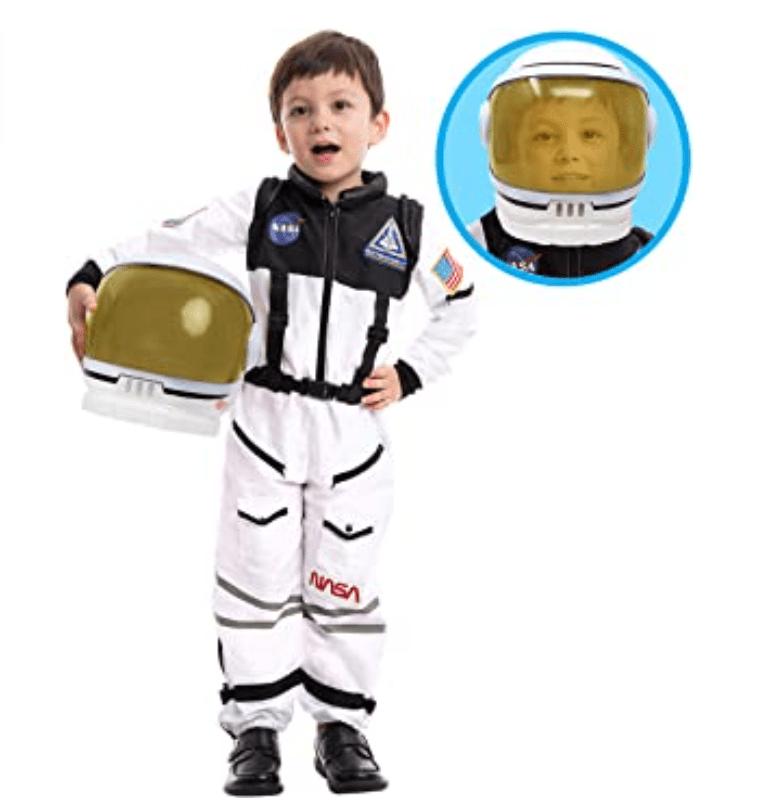 NASA Astronaut Book Week Costume