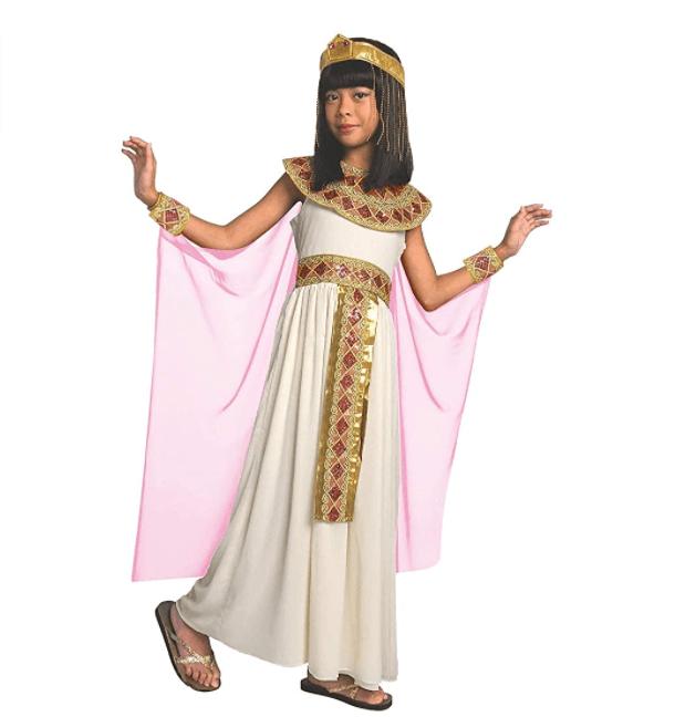 Cleopatra Book Week Costume