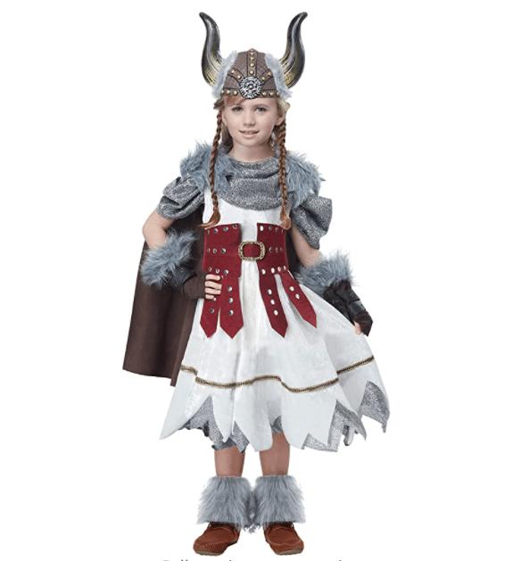 Kids Viking Book Week costume