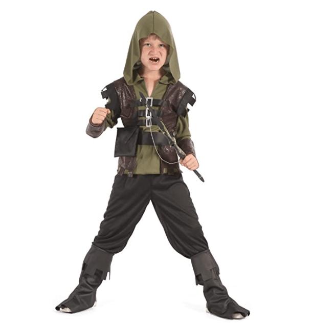 Ranger's Apprentice book week costume