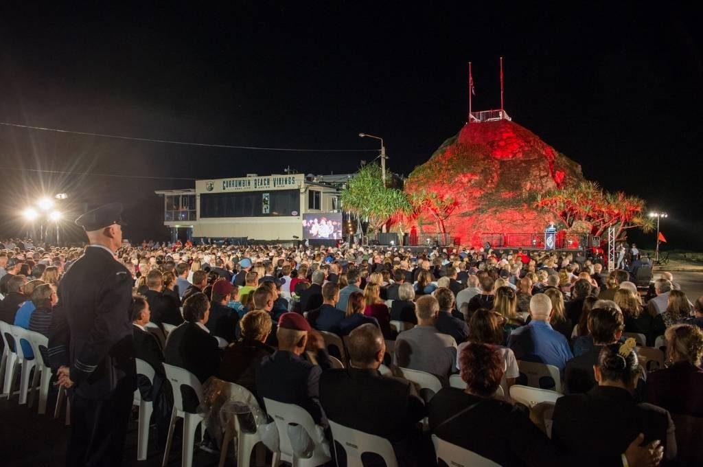 ANZAC Day Services Gold Coast