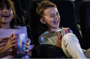 FREE Childminding at the Movies